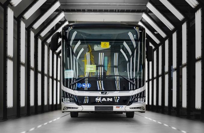 MAN ruszył z seryjną produkcją elektrobusów w Starachowicach