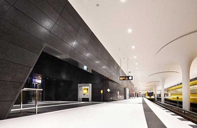 Berlin wreszcie otworzył przedłużenie linii metra U5