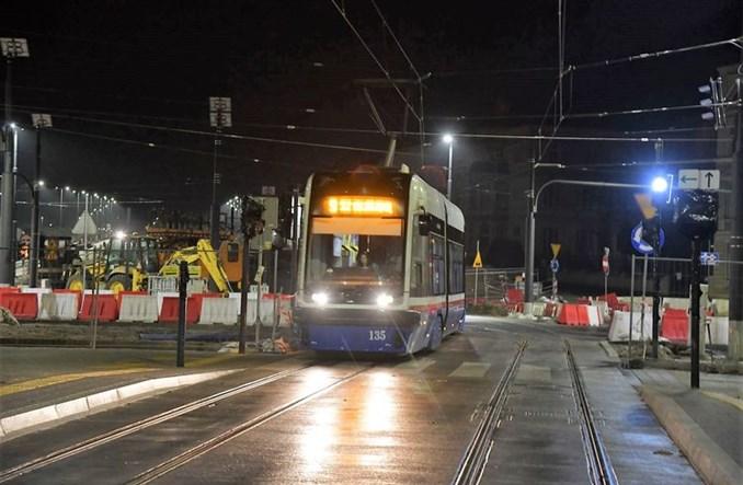 Bydgoszcz: Ruszyły tramwaje na Kujawskiej. Nowa trasa otwarta