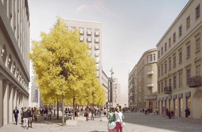 Podpisano umowę na przebudowę Placu Pięciu Rogów