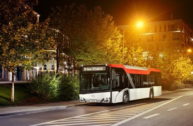 Solaris na krótkiej liście dostawców do 430 hybryd do belgijskiego przewoźnika