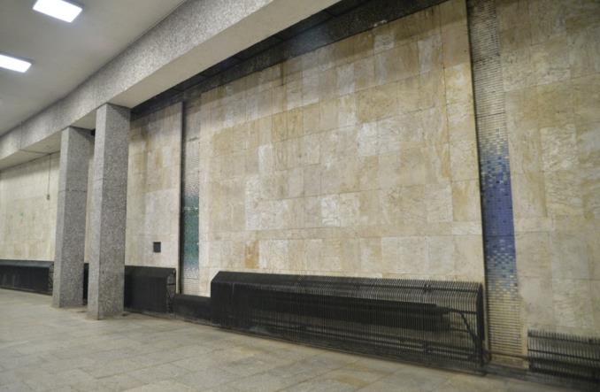 Mozaiki Fangora z dworca Warszawa Śródmieście w rejestrze zabytków