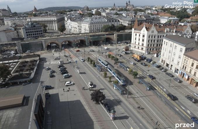 Rewolucja w Krakowie. Zielony Plac Grzegórzecki