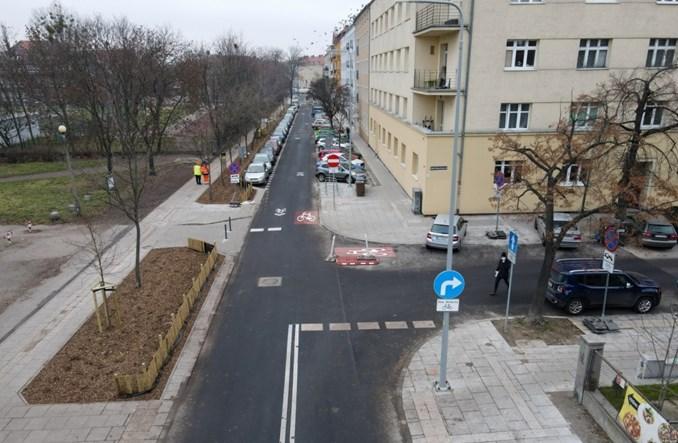 Poznań: Ulica Jarochowskiego przeszła metamorfozę