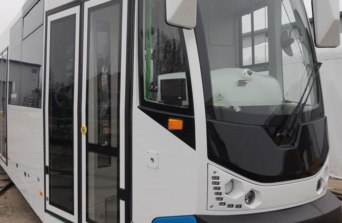 Nowy tramwaj dwukierunkowy już w Szczecinie