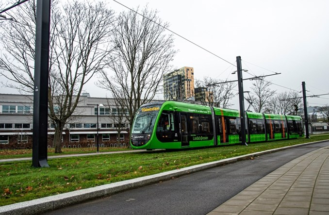 Lund dołącza do rodziny tramwajowej