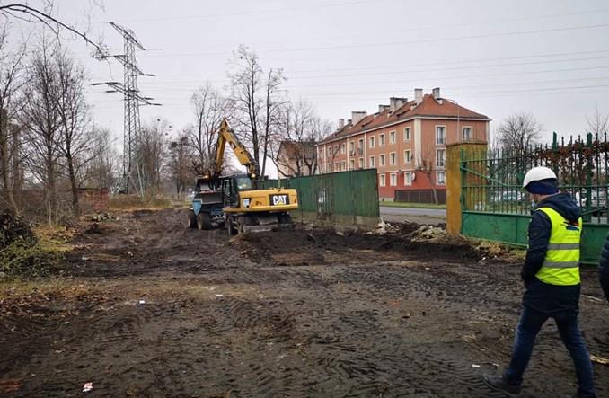 Wrocław: Ruszyły prace w ramach II etapu TAT na Nowy Dwór