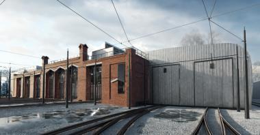 Łódź: Tak będzie wyglądała zajezdnia Chocianowice po przebudowie