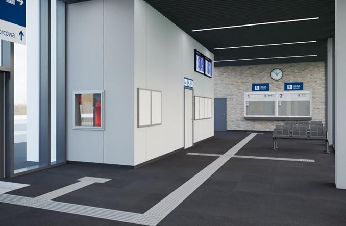 W Pruszczu Gdańskim stanie nowy dworzec. Rusza przetarg