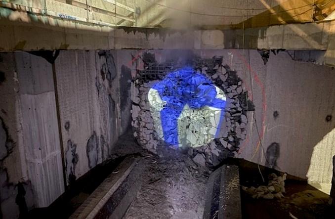 Metro na Bemowo: Koniec drążenia tuneli. Druga tarcza na Księcia Janusza