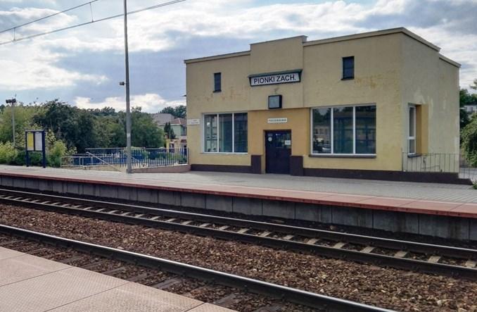 Dworzec Pionki Zachodnie do przebudowy. Rusza przetarg [wizualizacje]