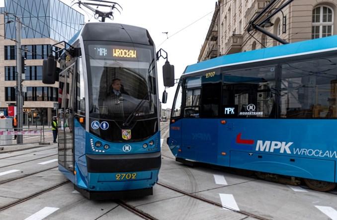 Wrocław kontynuuje  #TORYwolucję. W 2021 r. 19 zadań inwestycyjnych