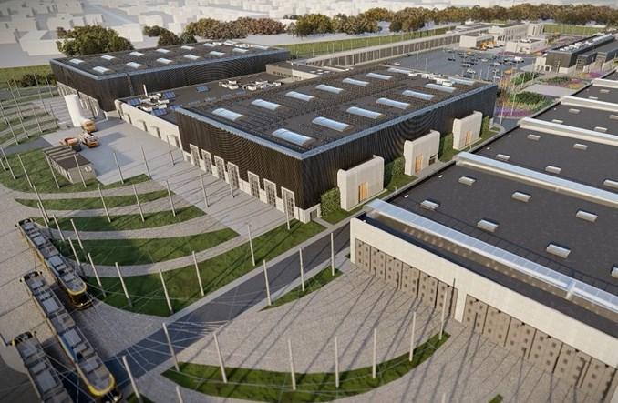 Warszawa: Cztery podmioty chcą budować zajezdnie Annopol. Bardzo drogo