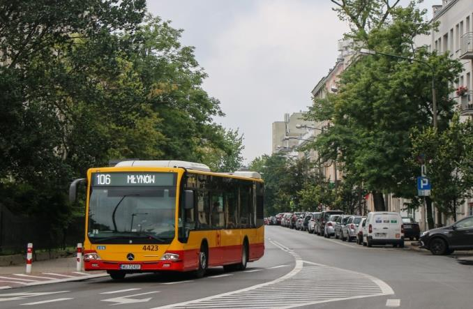 Warszawa: Pętla przy Ostroroga zamiast Młynowa
