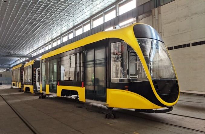 Kijów wybiera dostawcę tramwajów