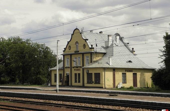 Rusza przetarg na przebudowę dworca Pionki