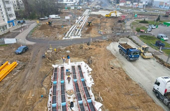 Poznań będzie starać się o środki na budowę trzech tras tramwajowych [mapki]