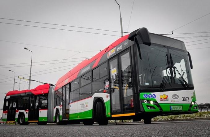 Do Lublina przyjechały nowe trolejbusy [zdjęcia]