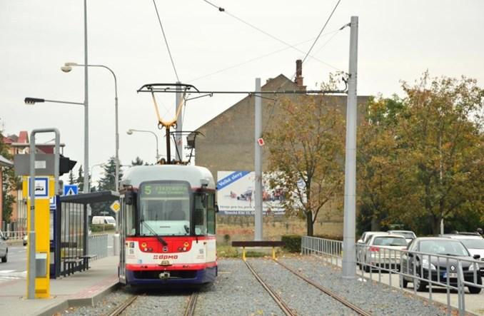 Ołomuniec przedłuży trasę tramwajową
