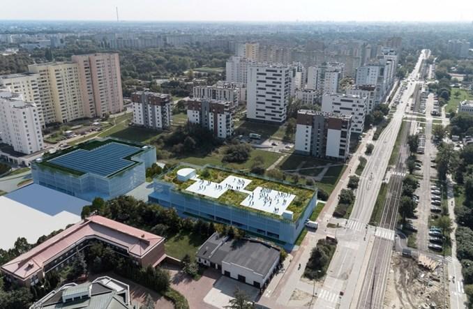Warszawa: Jest już koncepcja parkingu P+R Bródno