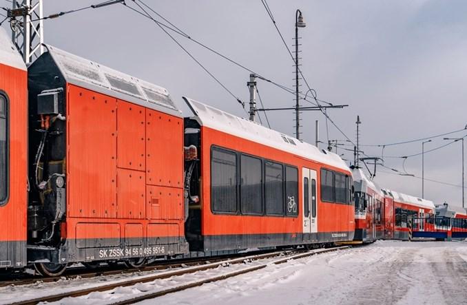 """Pierwsza nowa """"zubačka"""" od Stadlera dotarła na Słowację"""