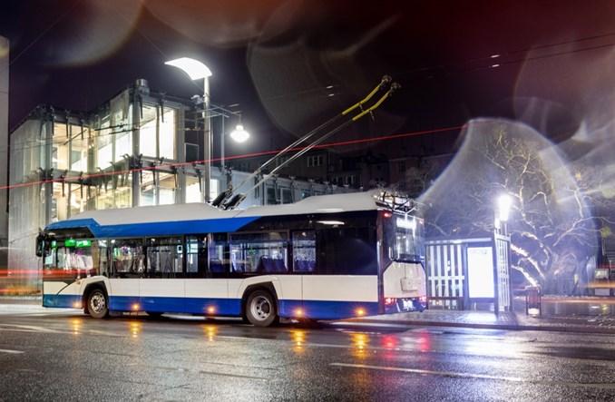 Rumunia: Trolejbusy Solarisa także w Targu Jiu