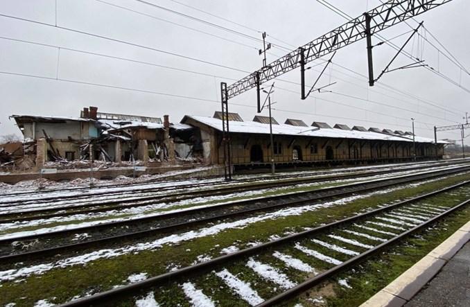 Przygotowania do budowy nowego dworca autobusowego w Słupsku