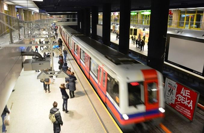 PKP PLK: Warszawa jest bierna ws. łącznika do metra
