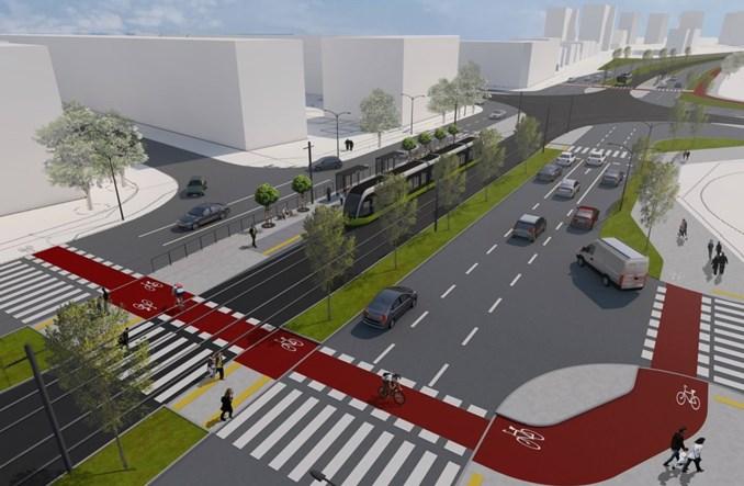 Poznań: Tramwaj do os. Kopernika z decyzją środowiskową i czeka na środki UE. Otwarcie w 2025 r.?
