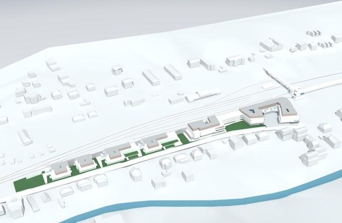 Koleje Austriackie zmodernizują stację i zrobią miejsce na nową dzielnicę pod Wiedniem