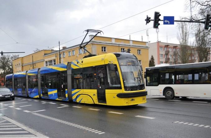 Toruń: Tramwaje szybciej wracają na Szosę Lubicką