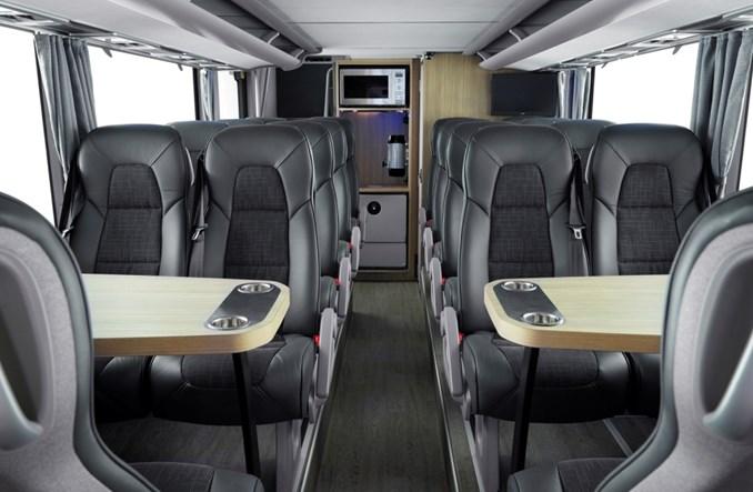 Volvo Buses wprowadza na rynek nowy autokar dwupokładowy [zdjęcia]