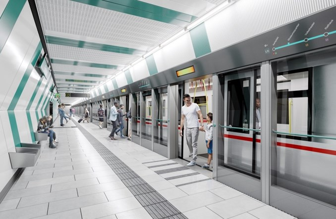 Ruszyła rozbudowa metra w Wiedniu. Pojawi się nowa linia na schemacie