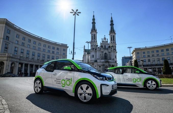 Elektryczny carsharing Innogy Go kończy działalność