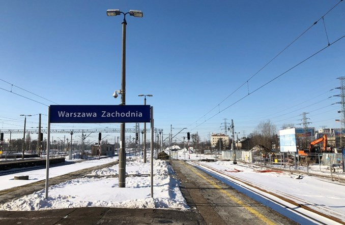 Przebudowa Warszawy Zachodniej: Zmiany od strony Tunelowej – tunel bez przejścia, dworzec do zamknięcia