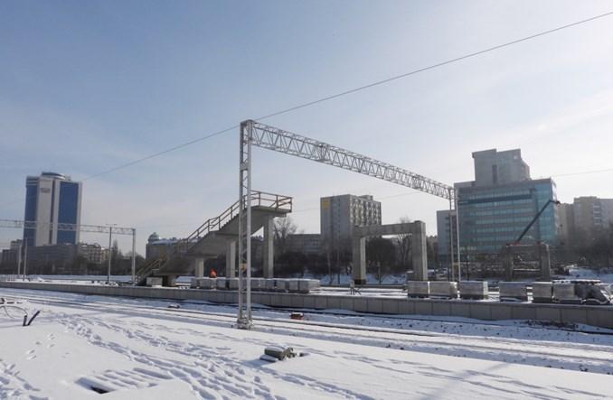 Warszawa Główna: Otwarcie w marcu, ale bez kładki [zdjęcia]