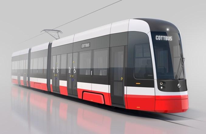 Škoda dostarczy tramwaje do trzech miast na terenie Brandenburgii [wizualizacje]