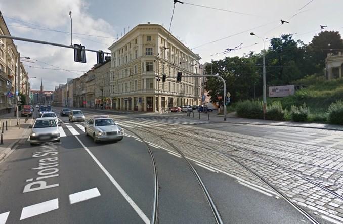 Wrocław wymieni rozjazdy w ciągu Piotra Skargi