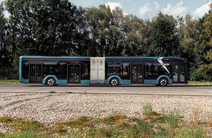 PKM Sosnowiec wybrało dostawcę autobusów przegubowych