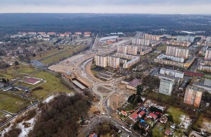 Szczecin: Prace na ulicy Szafera. Zmiany w organizacji ruchu