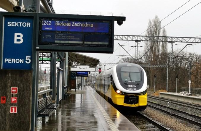 Dolnośląskie: Nie będzie odbudowy przystanku kolejowego Bielawa Wschodnia