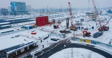 Budimex: Warszawa Zachodnia to wymagający kontrakt