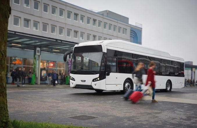 VDL dostarczy kolejne elektrobusy do Kilonii