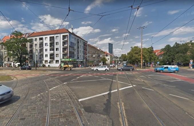Wrocław: Remonty torowe na pl. Strzegomskim i skrzyżowaniu Hallera z Powstańców Śląskich