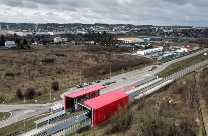 Gdańsk: Podpisano umowę na projekt drogi rowerowej do PKM Kiełpinek