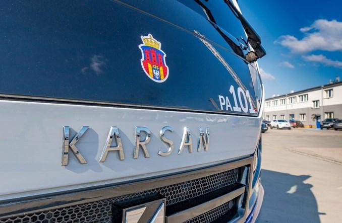 Kraków: Karsany – najmniejsze autobusy we flocie MPK – gotowe do jazdy [zdjęcia]