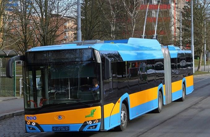 Sofia: Niebawem wyjadą nowe trolejbusy Skoda-Solaris