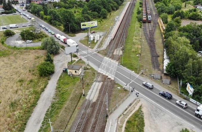 Poznań: Budimex zbuduje węzeł Grunwaldzka przy przystanku kolejowym Junikowo. Jest umowa