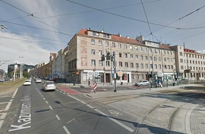 Wrocław: Remonty torowe na al. Hallera oraz skrzyżowaniu Kazimierza Wielkiego i Widok