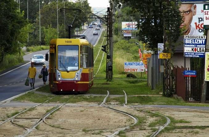 Łódź składa wniosek o dofinansowanie remontu torów do Konstantynowa